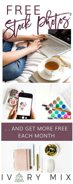 300+ Free feminine styled stock photos for your online business