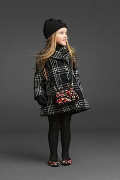 Dolce & Gabbana Childrenswear Winter 2014 collection