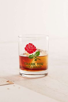 Slide View: 1: Chinatown Market For UO Thank You Lowball Glass