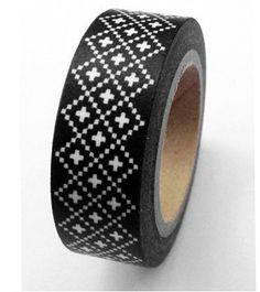2,60 euro all masking tape 10 meter arabisch patroon (voor badkamer)  op Etsy https://www.etsy.com/nl/listing/95331868/japanese-washi-tape-decorative-masking