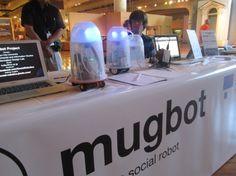 Mugbot - smartphone controlled maker bot http://blog.makezine.com/2012/07/28/mugbot-visits-the-detroit-maker-faire/