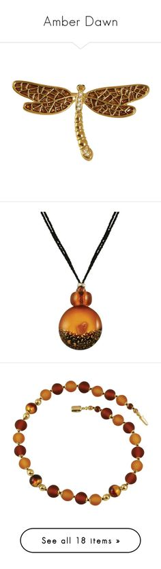 """Amber Dawn"" by eternal-collection ❤ liked on Polyvore featuring jewelry, necklaces, amber pendant necklace, murano glass pendant necklace, amber necklace, murano glass necklace, pendant necklace, bead jewellery, beading jewelry and beaded necklaces"