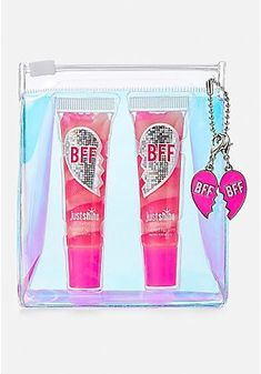 BFF Lip Gloss Set