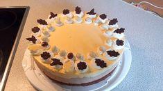 Qimiq-Rezept mit Eierlikör-Vanille-Schokomousse-Torte - Kuchenrezepte mit Eierlikör | Verpoorten Desserts, Food, Advent, Winter, Vanilla, Bakken, Tailgate Desserts, Winter Time, Deserts