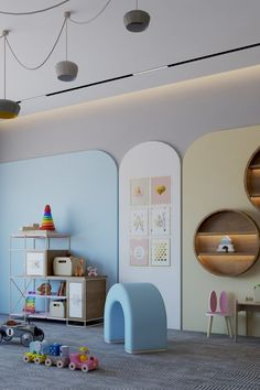 Discover a world of inspiration for kids playroom designs with our magical rooms!