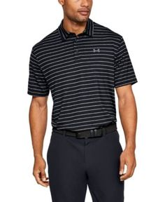 Under Armour Men's striped Playoff Polo – Orange L Under Armour Herren, gestreiftes Playoff-Polo – Schwarz L This image has. Surf T Shirts, Under Armour Herren, Under Armour Men, Lacoste, Celebrity Style Casual, Clothing Photography, Sporty Look, Helly Hansen, Feminine Fashion