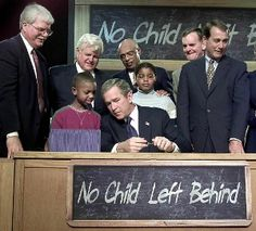 I'm writing an essay on the No Child left Behind act what would the consequnces?