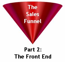 The Sales Funnel Part 2: Generating Leads At The Front End