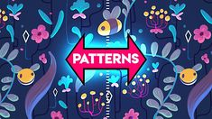 HOW to DESIGN REPEATING PATTERNS in Procreate 5X - YouTube Repeating Patterns, Print Patterns, Commercial, Clip Art, Tutorials, Shapes, Texture, Youtube, Prints