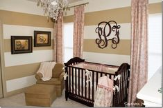 Traditional nursery decorating ideas!