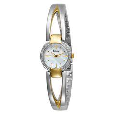 Bulova Crystal Watches Women