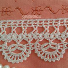#crochet #filetcrochet #dantel #kenardanteli #bordura