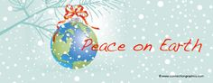 Peace on Earth   Facebook Covers   Holiday   Connection Graphics