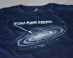 Geek T shirt space geekery mens tshirt teen youth by UnicornTees