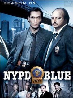 NYPD Blue.  Dennis Franz as Andy Sipowicz absolutely terrific.