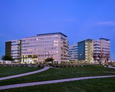 2013 Commercial Corporate Honorable Mention: Juniper Networks HQ by RMW Architecture and Interiors // Tiles: Ceramiche Caesar. Photo: Bernard Andre Photography