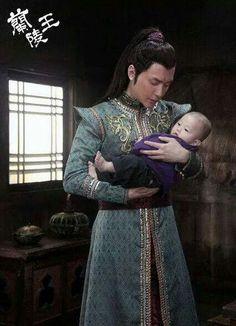 Lan Ling Wang - must watch Chinese period drama series.