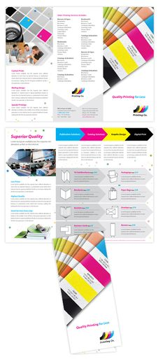 Women'S Health Clinic Brochure Template | Design Brochure Layout