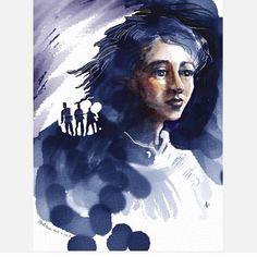 https://flic.kr/p/vAxQLs   By @zhutitich on iPad using Auryn Ink. #aurynink #watercolor #digitalwatercolor #ipadart