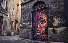 Hopare Nouvelle Oeuvre Street Art à Bordeaux