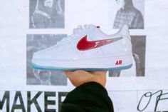 Images of Supreme x Nike Air Force 1 Low Leak, Rumored for