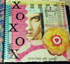 Kelly Kilmer Artist and Instructor: 14 December 2012 Journal Page
