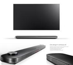 OLED TV [LG Signature OLED W7]   歷届獲獎產品   Good Design Award