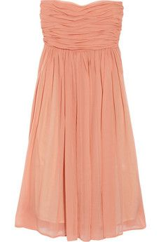 Strapless A- Line Dress by See by Chloe #splendidsummer