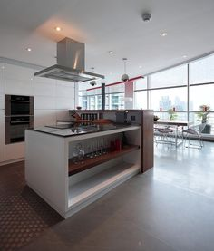Apartment in Cityloft by Patrick Maille