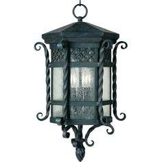 Scottsdale-Outdoor Hanging Lantern