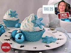 Mit diesen Winter Cupcakes wird jede Adventstafel zum Hingucker! Ein leckeres Rezept zum selbermachen. Gelingt garantiert und schmeckt super