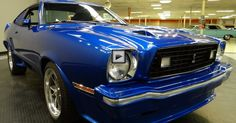 AWESOME 1978 FORD MUSTANG II KING COBRA