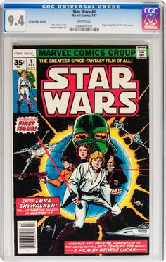 May the Fourth Be With You - Star Wars Comics #1 #StarWarsDay #MaytheFourthBeWithYou
