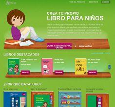 Batalugu: Crea libros para niños y con los niños