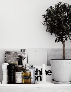The incredible monochrome home of Therese Sennerholt