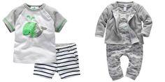 Schöne neue Babymode aus der Pure Collection von Ernsting's Family #baby