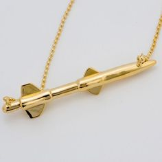 Missile necklace