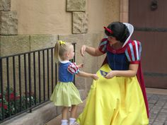 October 2011 - we love Snow White