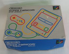 Japanese Super Famicom SHVC-001 ( Used ) http://www.japanstuff.biz/ CLICK THE FOLLOWING LINK TO BUY IT ( IF STILL AVAILABLE ) http://www.delcampe.net/page/item/id,0399186696,language,E.html