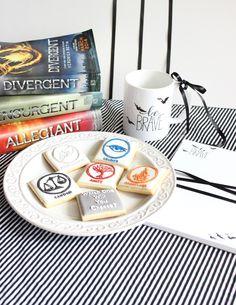 Be Brave Divergent Celebration