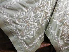 Παραδοσιακά Κεντήματα – Σελίδα 4 – Μεταξωτά Σουφλίου – Μπουρουλίτης Bed Pillows, Pillow Cases, Pillows