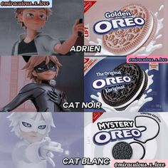 Miraculous Ladybug Fanfiction, Miraculous Ladybug Movie, Ladybug Comics, Miraclous Ladybug, Oreo Cat, Black Pen Drawing, Oreo Flavors, Mystery, Miraculous Wallpaper