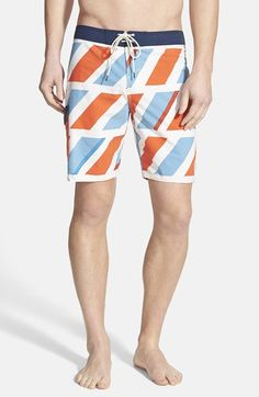 O'Neill+'Hashtag'+Print+Board+Shorts+available+at+#Nordstrom