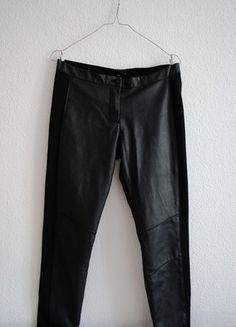 Kup mój przedmiot na #vintedpl http://www.vinted.pl/damska-odziez/spodnie-inne/10410152-sexy-czarne-spodnie