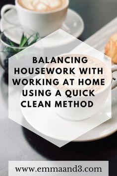 During lockdown more of us are working from home and therefore we need the tips and tricks of balancing housework with working at home. We use a quick clean method full of hacks to get a messy house under control. Parenting Teens, Good Parenting, Parenting Hacks, Messy House, Living On A Budget, Cleaning Hacks, Healthy Life, Saving Money, Upcycling Projects