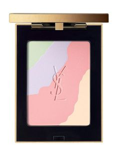 YSL Spring 2016 Collection - Face Palette, $47.00, Limited Edition. Each shade of the radiant face powder can be used separately to correct any uneven skintone or all shades can be used together for a soft and sophisticated touch of brightness.