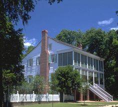 Audobon State Historic Site-Oakley Plantation near St. Francisville, LA.  Open 9-5 daily, 4.00 per person