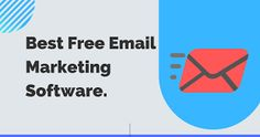 Email Marketing Software, Digital Marketing, Best Free Email, Email List, How To Plan, Blog, Blogging