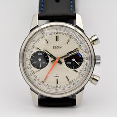 RUEWATCHES specializes in vintage chronographs from the through the Occassionally we have modern pieces as well. Watches For Men, Men's Watches, The Other Guys, Vintage Watches, Chronograph, Omega Watch, Swiss Watch, Hamilton, Effort