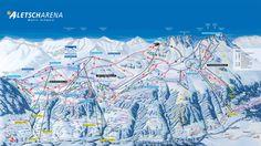Piste Map of Bettmeralp